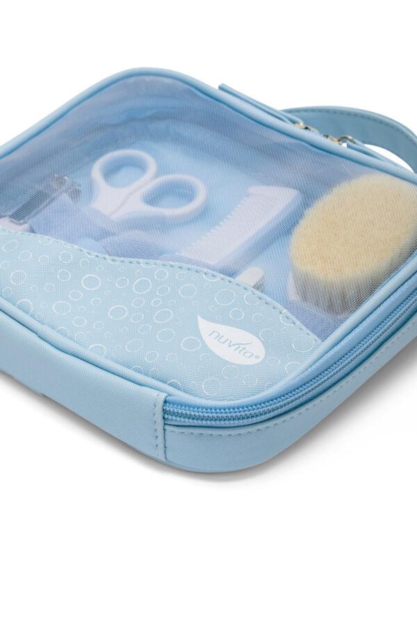 Beauty Set per la cura del bambino - 1146 blu - NUVITA - Cura e cosmesi bambino