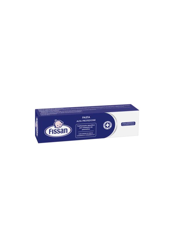 Fissan Pasta Alta Protezione 100ml + Omaggio Salviettine Delicate da Viaggio 15pz - FISSAN