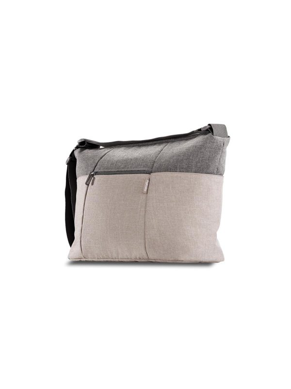 Borsa Trilogy Day Bag - colore Bermuda Beige - INGLESINA - Marsupi, fasce e zaini