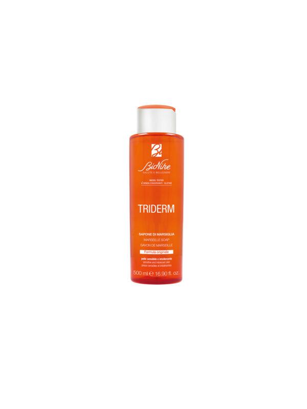 TRIDERM SAPONE DI  MARSIGLIA  500ML - BIONIKE - Detergenti e creme