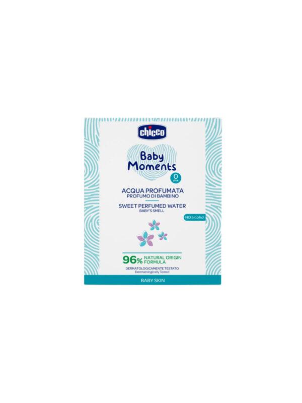 Acqua Profumata Baby Moments Chicco Baby Skin - CHICCO - Detergenti e creme