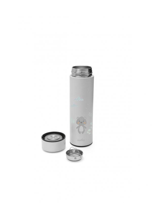 Borraccia Termica 500ml con termometro LED - 4455 - NUVITA - Accessori Pappa e Allattamento