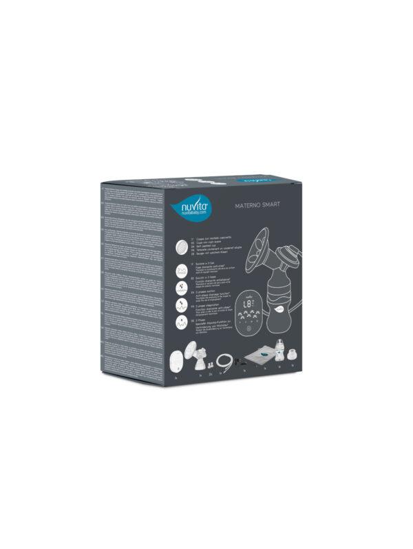 Tiralatte elettrico a 3 fasi - Materno Smart 1287M - NUVITA - Accessori Pappa e Allattamento