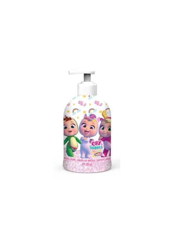 Air-Val - Cry Babies Sapone Mani 500Ml - CRY BABIES - Detergenti e creme