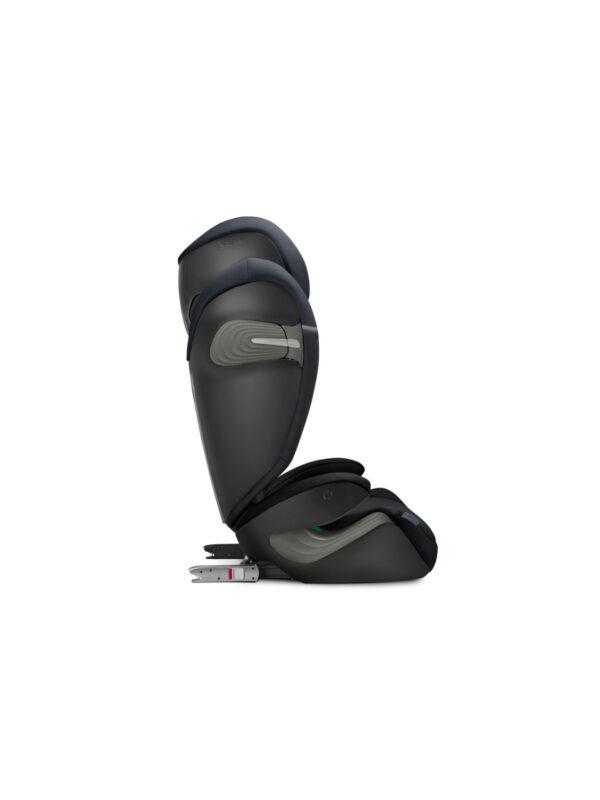 Cybex - Solution S2 I-Fix Granite Black - CYBEX - Gruppo 2 3 (15-36 Kg)