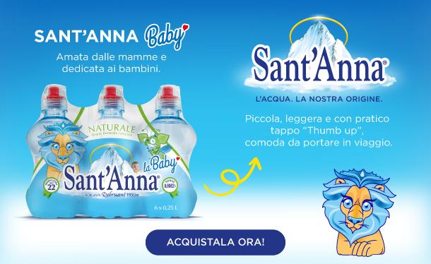 ACQUISTA SANT'ANNA BABY