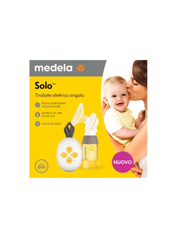 Medela - Tiralatte Elettrico Singolo Solo - MEDELA - Accessori Pappa e Allattamento