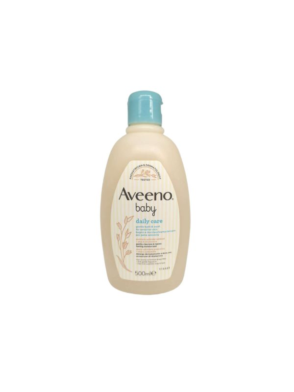 Aveeno - Nuova Baby Fluid 500Ml 21 - AVEENO - Detergenti e creme
