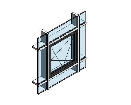 Revit, BIM, Download, Free, Components, Door, Doors, Commercial, AluK, TBT, System, Curtain, Wall,  Blyweert, Beaufort, Standard, Glazed, Casement, Window,
