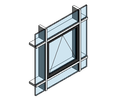 Revit, BIM, Download, Free, Components, Door, Doors, Commercial, AluK, 58BW,,ST,steel,replacement,window, System, Curtain, Wall,  Blyweert, Beaufort,treatment,system,thermal,break,