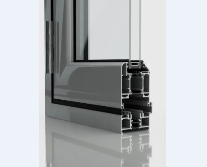 Image of AluK BSF70 Folding Door System (3 Pane)
