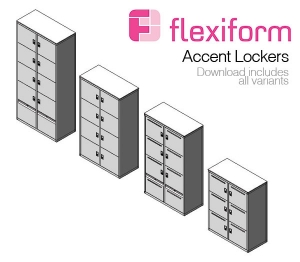 Accent Lockers