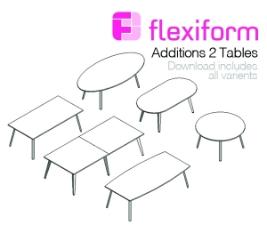 Additions 2 Tables