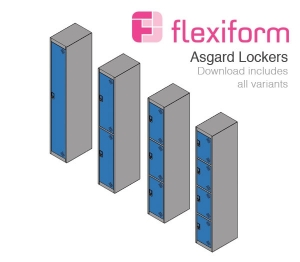 Asgard Lockers