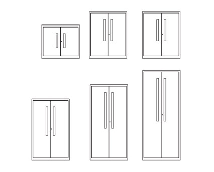 Bim, BIM, Store, Revit,Component,Object,Model,flexiform,furniture,office,metal,Jot,hinged,door,storage,unit,cabinet,lateral