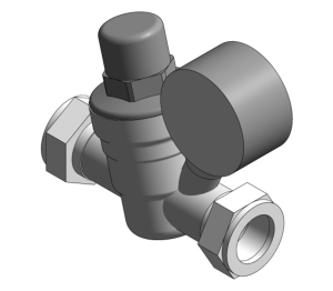 533 Prescal Pressure Reducing Valve (Compression)