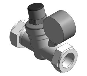 533H Prescal High Performance Pressure Reducing Valve (Compression)