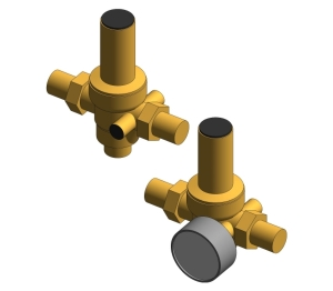 536 Prescal Pressure Reducing Valve (Male BSP)