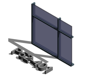 AluK SL52 P 52_401 Curtain Wall System
