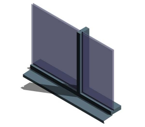 AluK SL52 P 52_402 Curtain Wall System