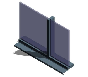 AluK SL52 P 52_403 Curtain Wall System