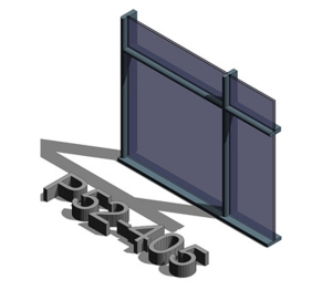 AluK SL52 P 52_405 Curtain Wall System