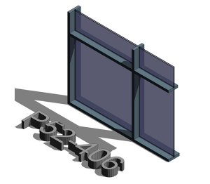 AluK SL52 P 52_406 Curtain Wall System