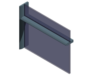 AluK SL52 P 52_407 Curtain Wall System