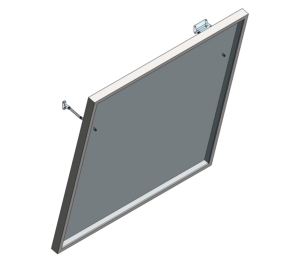 Adjustable Tilt Mirror (0600T)