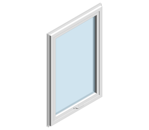 Image of MU800Hi - XT66 - Casement Window