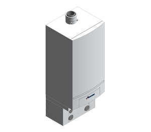 GB162 Gas-Fired Condensing Boiler (Single)