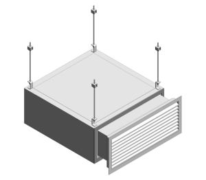 F-Series - Facade Based Ventilation System