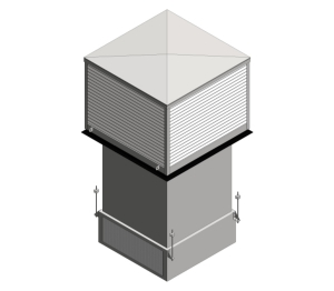 S-Series - Stack Based Ventilation System