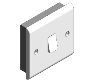 Bim, Content, Object, Component, BIM, Store, Revit, Free, Original, Library, Electrical, Power, Fixtures, Deta, Electrical, Sockets, Outlets, Switches, Plug, Gang, 10, 10A, Plate