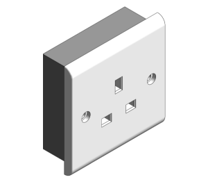 Slimline - Socket Outlets