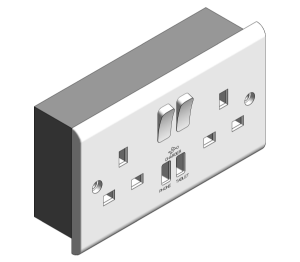 Slimline - USB Charging Sockets