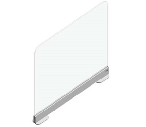 All Glass Safety Barrier (for Sliding Doors)