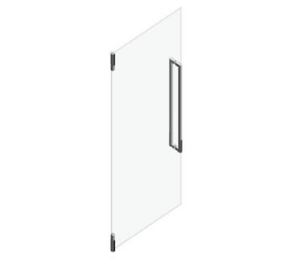 Manual Glass Swing Door (pivoted)