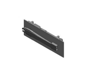 Concealed Transom Mounted Door Closer