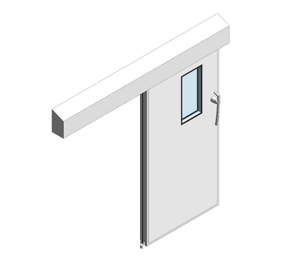 Dortek Hermetic Sliding Doors