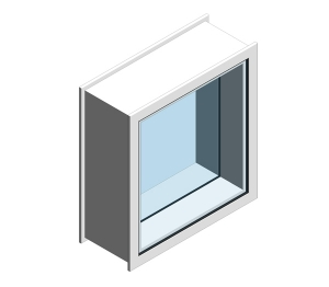 Dortek Hygienic Observation Windows