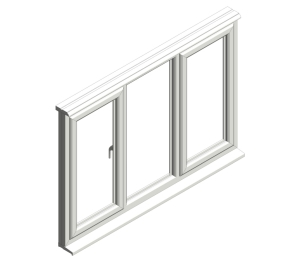 Diamond Suite - Casement - Side Hung / Fixed / Side Hung