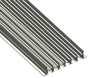 CE Series Linear Slot Diffuser