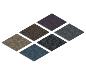 Tessera Create Space 2 Carpet Tile