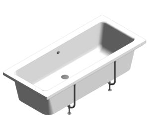 Athena Bath 1700x750mm