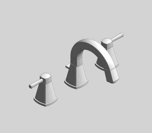 Grohe Grandera Three-Hole Basin Mixer - 20417000