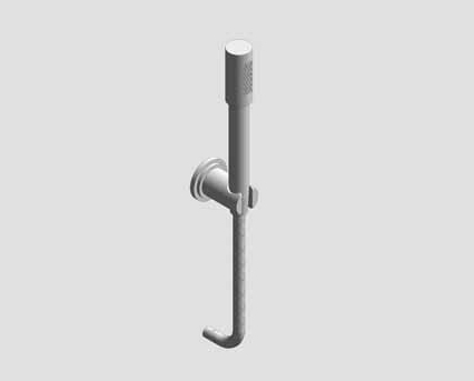 Revit, Bim, Store, Components, MEP, Object, Grohe, Plumbing, Fixtures, 14, METRIC, Sena, Showers, Wall, Holder, Set, 28348000