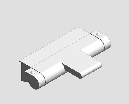 Revit, Bim, Store, Components, MEP, Object, Grohe, Plumbing, Fixtures, 14, METRIC, Grohtherm, 2000, Thermostatic, Bath, Mixer, 34464001