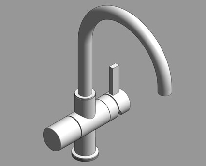 Revit, Bim, Store, Components, MEP, Object, Grohe, Plumbing, Fixtures, 14, METRIC, Blue, Chilled, Sparkling, Starter, Kit, 31323000