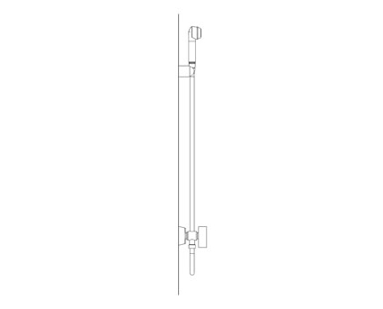 Revit, Bim, Store, Components, MEP, Object, Grohe, Plumbing, Fixtures, 14, METRIC, Trigger, Spray, Wall, Holder, Set, 27514000